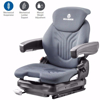 Picture of Grammer Seat Primo XM for Forklift 45-170kg PVC